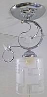 Люстра потолочная на 1 лампочку YR-5300/1-ch
