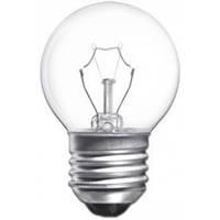 Лампа накаливания 40Вт Е27 шар прозрачный