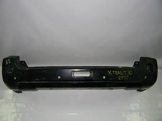 Бампер задний рест под парктроник X-Trail T30 Другие модели (Ниссан (Другие модели))  (Оригинальный № 85022EQ040)