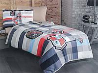 Детский комплект постельного белья полуторный, ранфорс 100% хлопок. (арт.8969)