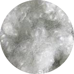 Синтетическое полиэфирное волокно HCS7Dx64mm, фото 2