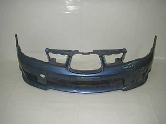 Бампер передний рест WRX Subaru Impreza (GD-GG) 00-08 (Субару Имреза ГД-ГГ)  55504FE010