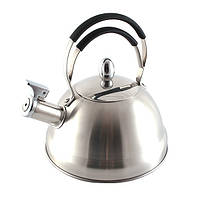 Чайник для кипячения воды Fissman BRISTOL 2.3 л (Нержавеющая сталь)
