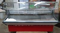 Холодильная витрина ВХВ-1.8 м.новая, гастрономический прилавок бу