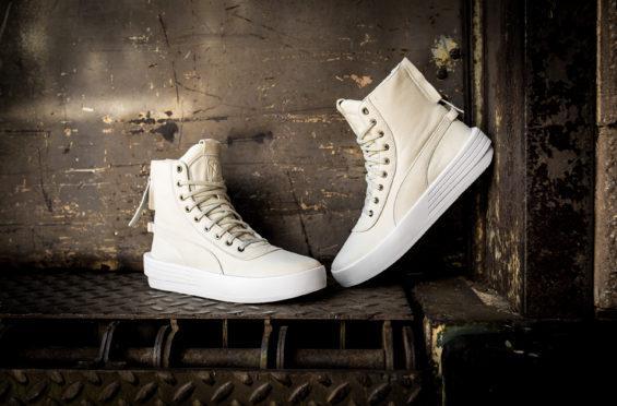 Женские кроссовки Puma XO Parallel White