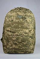 Рюкзак камуфлированный молодежный пиксель, фото 1