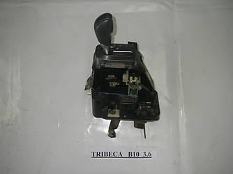 Кулиса переключения АКПП 3.6 Subaru Tribeca (WX) 06-14 (Субару Трибека (ВХ))  35110XA02A
