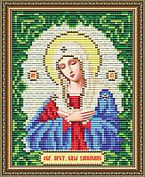 """""""Богородица Умиление"""" икона алмазная техника"""