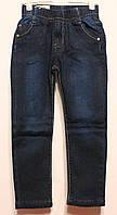 Весенние стрейчевые джинсы для мальчиков. Возростная группа от 1 до 5 лет(86-110см.)Niebieski. Польша.