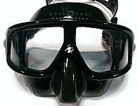 Маска для подводного плавания AquaLung Sphera; чёрная