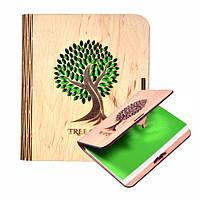 "Скетчбук ""Дерево"""