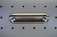 Ручка мебельная SENA KULP хром-сталь