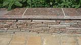 Демонтаж бордюр и установка гранитных бордюров , фото 4