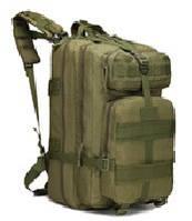 Туристичний (тактичний) рюкзак на 45 літрів RVL A12 - оліва