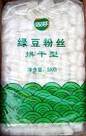 Фунчоза бобовая 50г - мешок 5кг tm SHUANGTA