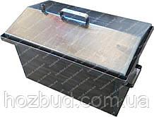 Коптильня з гідрозатворів (520х310х280, 2мм)