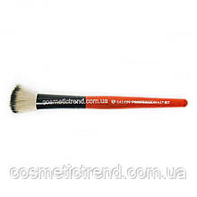 Кисть для макіяжу рівний зріз № 807 Salon Professional