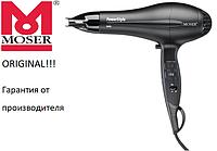 Фен для волос MOSER PowerStyle Ionic 2000W (4320-0050) (4320-0051) цвет уточняйте
