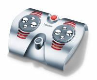 Інтенсивний масаж шиацу для ніг FM 38, Бойрер (Beurer), фото 2