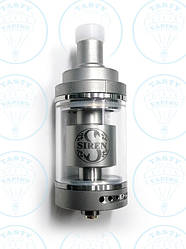 Атомайзер Siren 2  GTA MTL 24mm 4.5ml Digiflavor