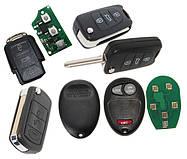 Автомобільні ключі
