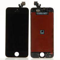 Черный дисплей для iPhone 5 (в сборе с тачскрином)