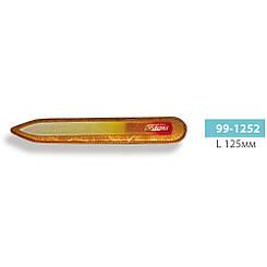 Скляна Пилка в чохлі зі шкіри SPL, 99-1252