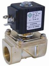 Электромагнитный клапан для воздуха 21H9KB180 (ODE, Italy), G3/4