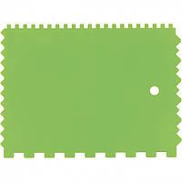 Шпатель для клея, пластмассовый, 130х170 мм,86006//МТХ