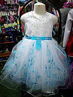 Бальное платье для девочки 4 - 7 лет
