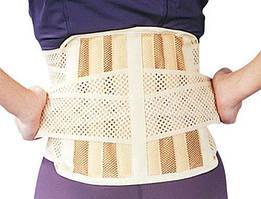 Корсет на позвоночник ортопедический с 6-ю ребрами жесткости EB-510, Ortop, Тайвань