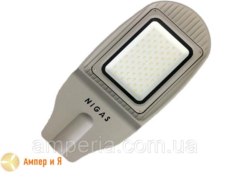 Уличный светодиодный светильник LED-NGS-21 100W 12000Lm IP65 NIGAS