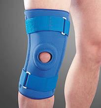 Ортез на колінний суглоб неопреновий зі спіральними ребрами NS-706, Ortop