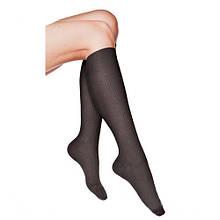 Шкарпетки компресійні, 1 клас, 150 Den, (17-20 мм. рт.ст) чорні, Relax 300, Lipoelastic, Чехія