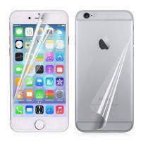 Задняя + передняя защитная пленка для iPhone 6/6s