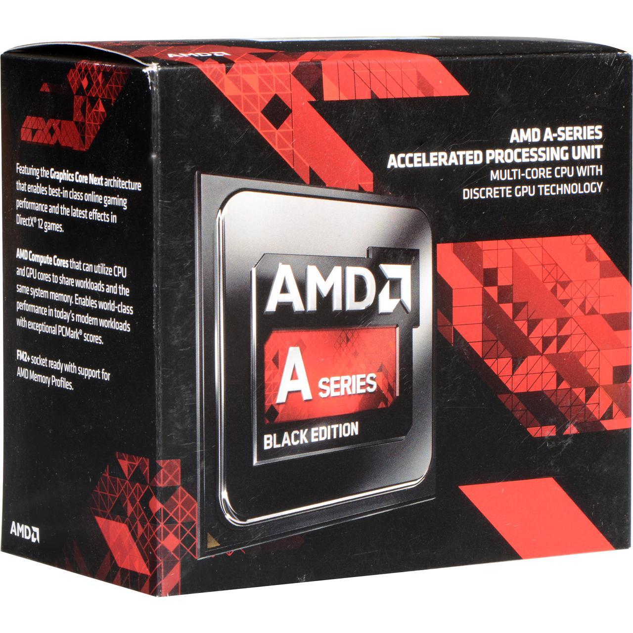 "Процессор AMD Godavari A10-7860K 3.6GHz/4MB (AD786KYBJCSBX) sFM2+ BOX ""Over-Stock"""