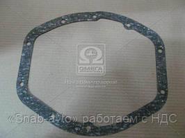 Прокладка картера моста заднего ГАЗ 3102 крышки (неразъёмн.) (покупной ГАЗ) (арт. 3102-2401040)