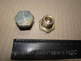 Пробка ГАЗ М18х1,5х12 картера масляного Волга,ГАЗ,УАЗ (покупной ГАЗ) (арт. 296494-П29)