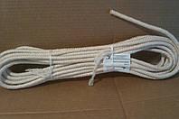 Шнур полиамидный, веревка капроновая(5мм)
