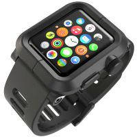 Чехол LUNATIK EPIK POLYCARBONATE Black для Apple Watch Series 1 42mm