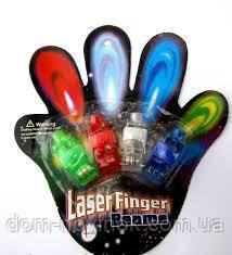 Фонарики на пальцы светодиодные .