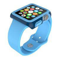 Чехол Speck CandyShell Fit Deep Sea Blue для Apple Watch Series 1/2/3 42mm