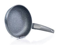 Fissman Grey Stone Сковорода глубокая, 28 см
