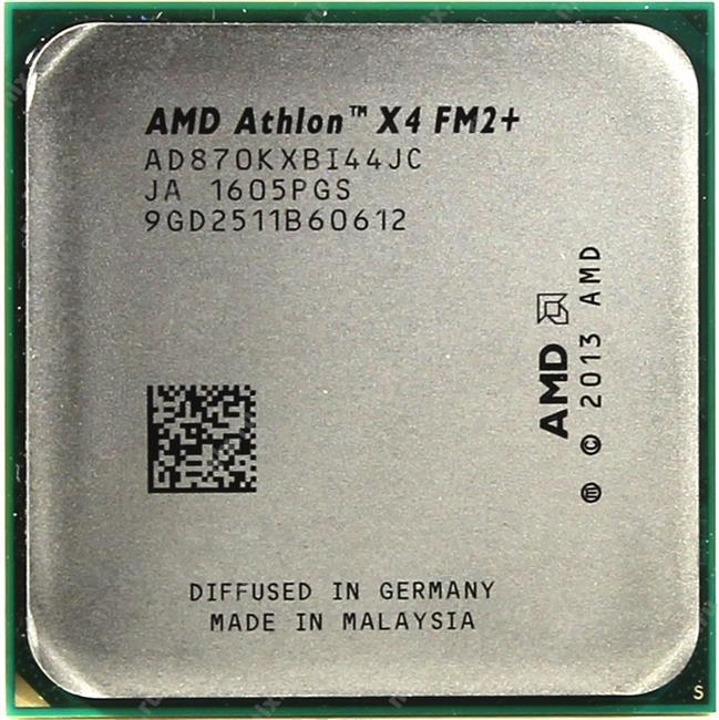 "Процессор AMD Athlon X4 870K 3.9GHz/4MB (AD870KXBJCSBX) sFM2+ BOX ""Over-Stock"""