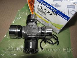Крестовина вала карданного (Производство SsangYong) 4131101000, ADHZX