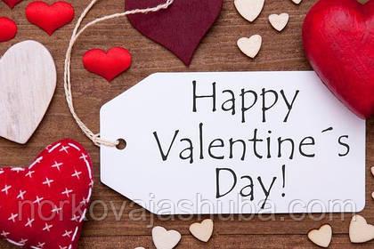 Норковая шуба своей любимой на День Святого Валентина