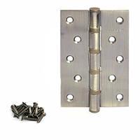 Петля дверная Apecs 125*75-b4-steel-ab