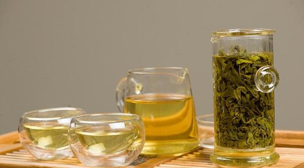 польза зеленого чая билочунь