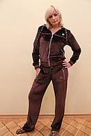 Женский велюровый спортивный костюм Gucci в Одессе