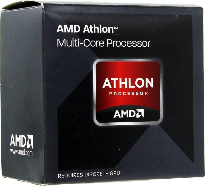 "Процессор AMD Athlon X4 845 AD845XACKASBX 3.5GHz s.FM2+ Tray ""Over-Stock"" Б/У"